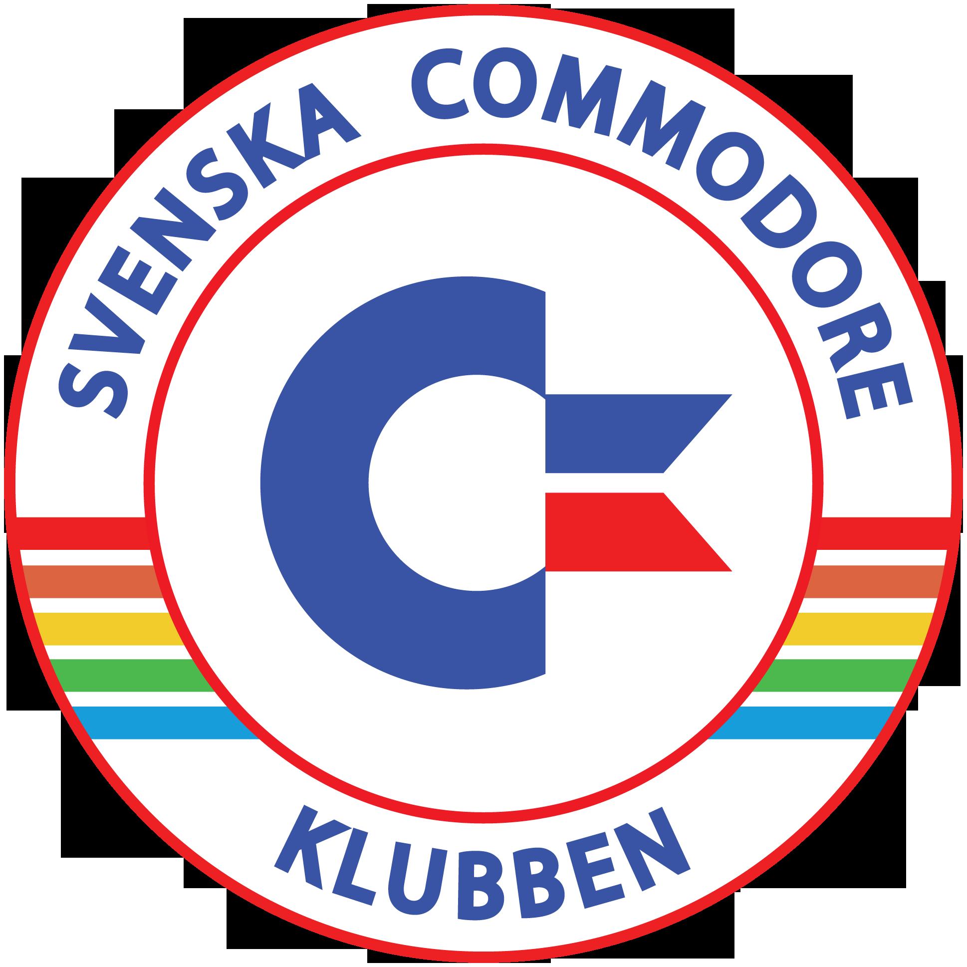Svenska Commodoreklubben - SCK Logo